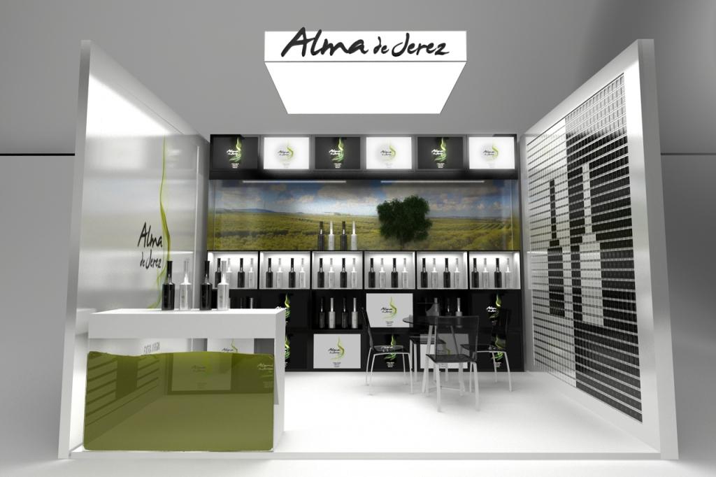 Stand Alma de Jerez