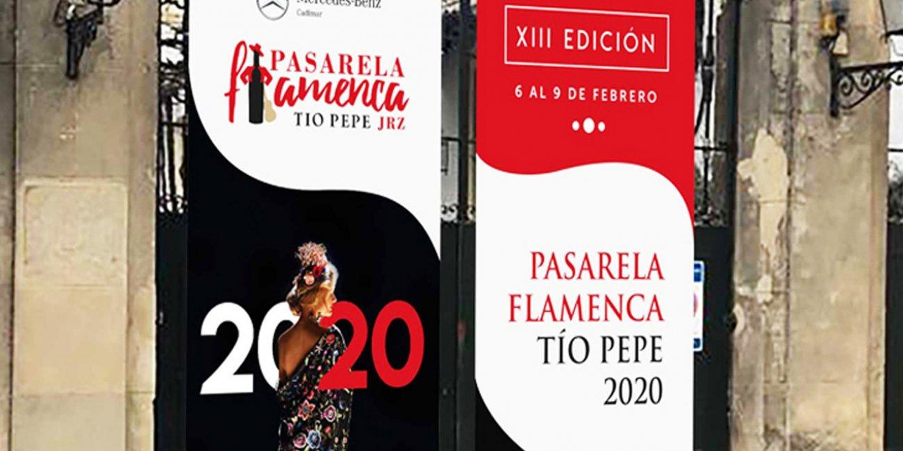 Evento de la Pasarela Flamenca Jerez.